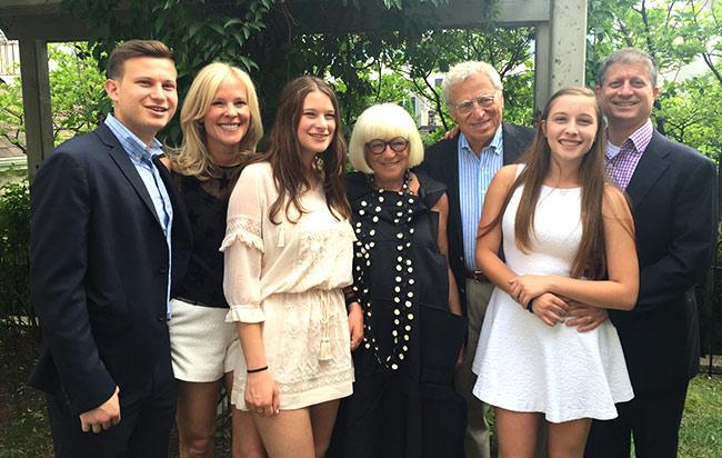 Kerri Lehmann and Family
