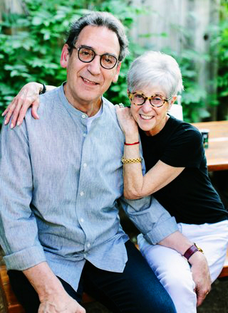 Fred Levin and Nancy Livingston