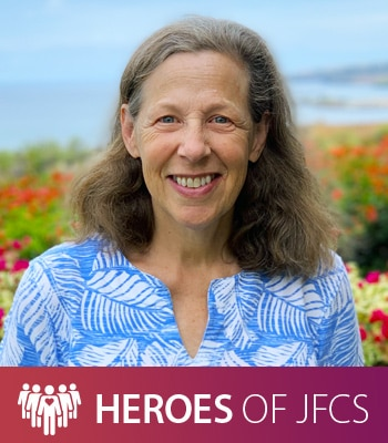 Suzanne Mankoff, Heroes of JFCS