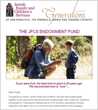 JFCS Generations